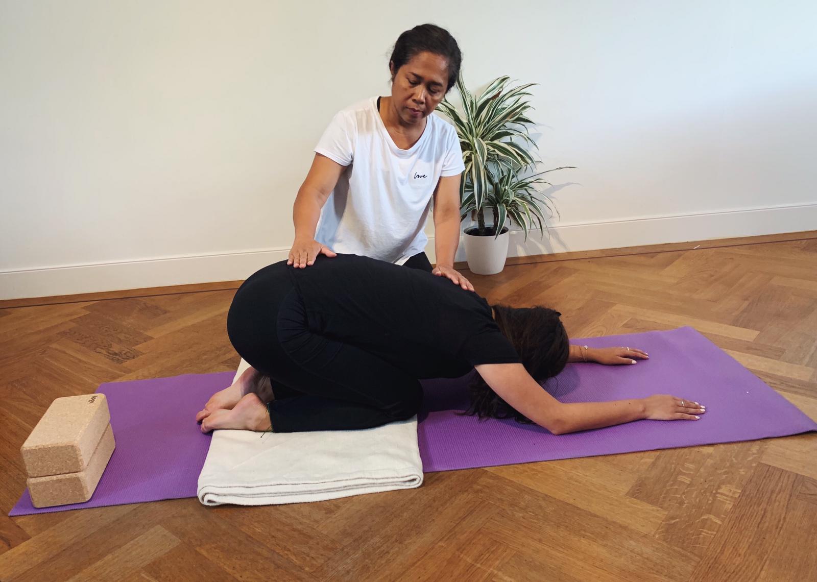 Yoga Therapie om jouw klachten te verminderen.