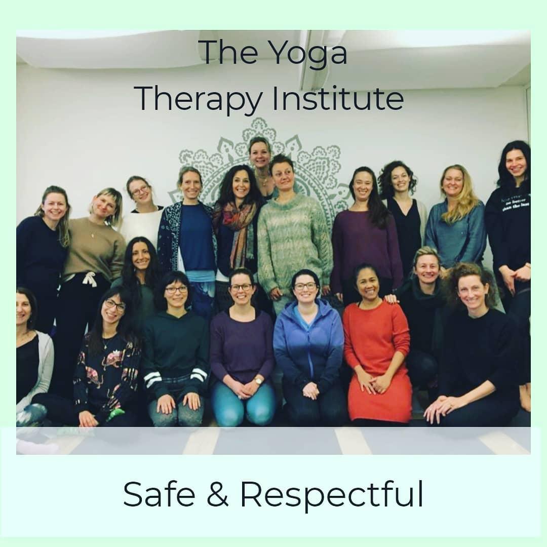 Yoga Therapie klas 2019