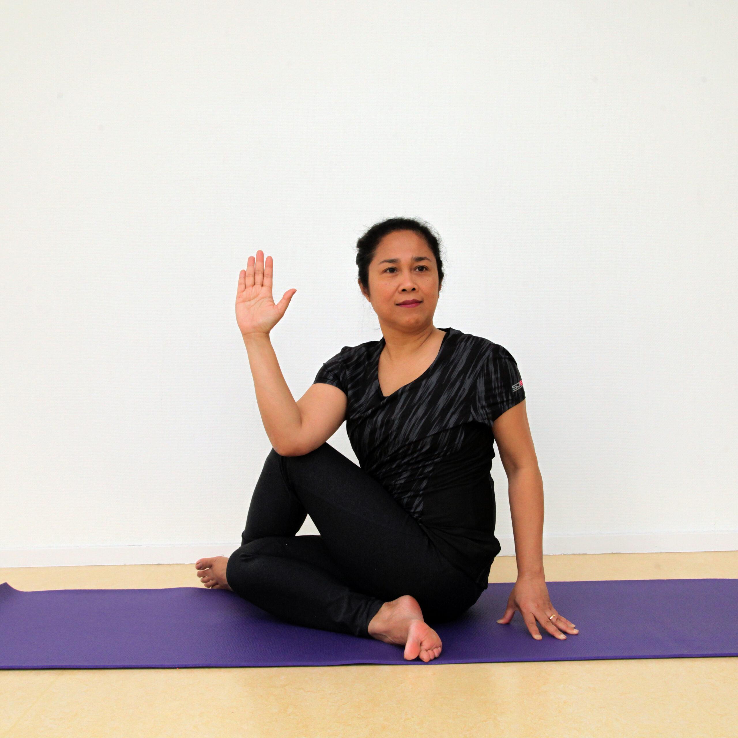 Yoga les bij jou thuis
