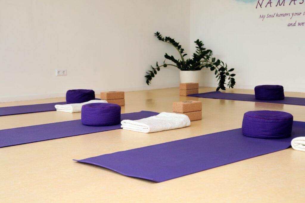 Tadasana Yoga Hoofddorp - Locatie Live Life Dancer Center