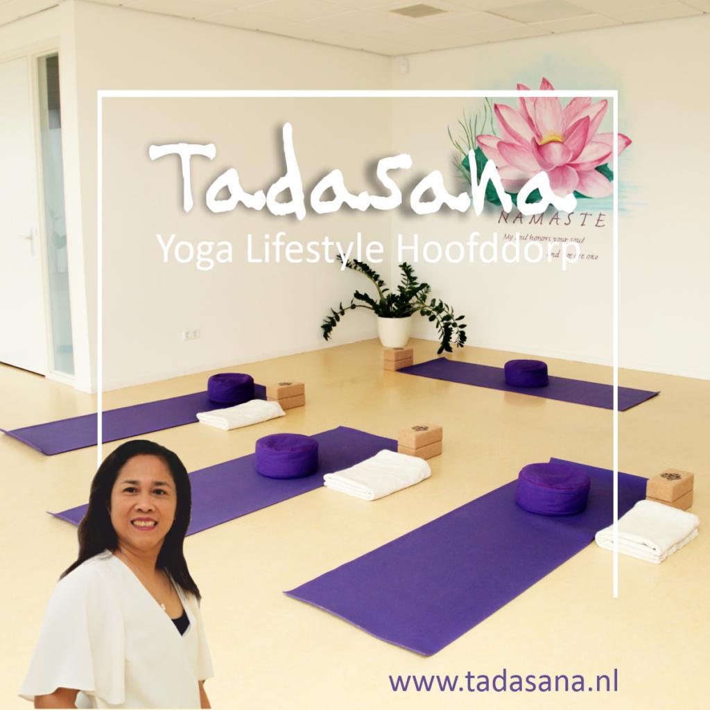 Tadasana Yoga Hoofddorp