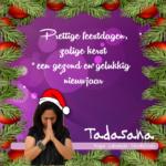 Merry Christmas van Tadasana Yoga Hoofddorp