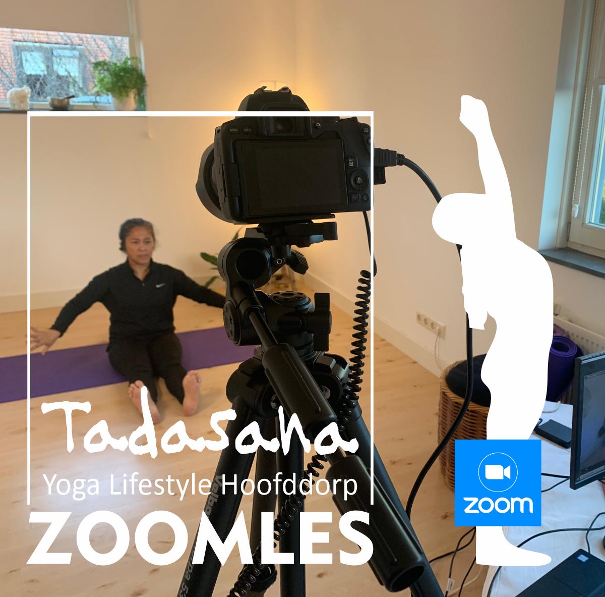 Tadasana Online ZOOMLESSEN
